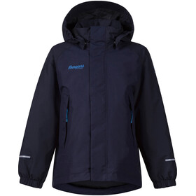 """Bergans Kids Storm Insulated Jacket Navy/Dark Navy/Athens Blue"""